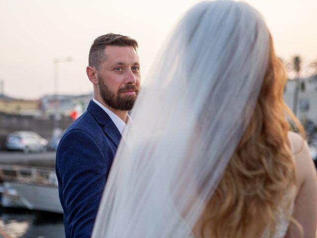 Angelo and Raechelle's Wedding in Catania, Italy 37