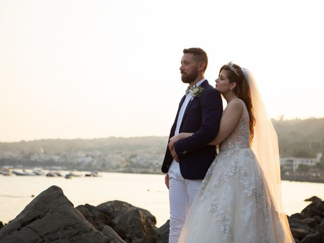 Angelo and Raechelle's Wedding in Catania, Italy 2