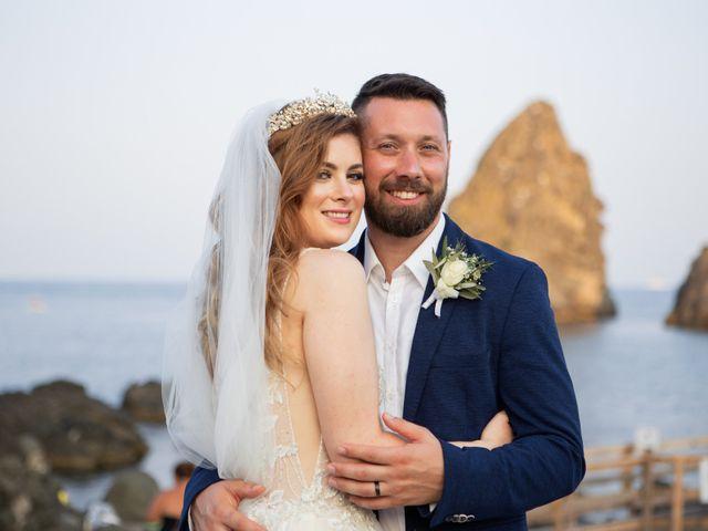 Angelo and Raechelle's Wedding in Catania, Italy 42