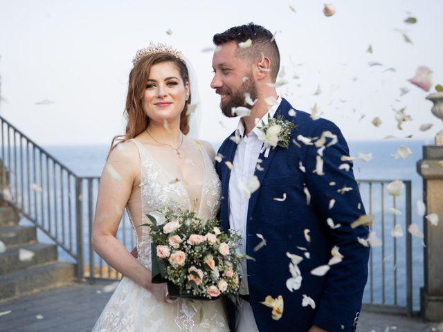 Angelo and Raechelle's Wedding in Catania, Italy 43