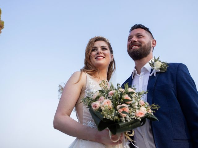 Angelo and Raechelle's Wedding in Catania, Italy 44
