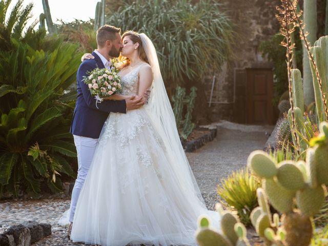 Angelo and Raechelle's Wedding in Catania, Italy 1