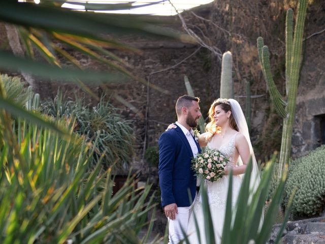 Angelo and Raechelle's Wedding in Catania, Italy 29