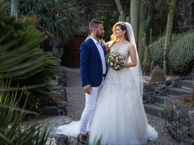 Angelo and Raechelle's Wedding in Catania, Italy 30