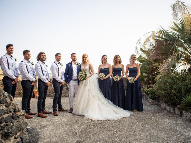 Angelo and Raechelle's Wedding in Catania, Italy 34