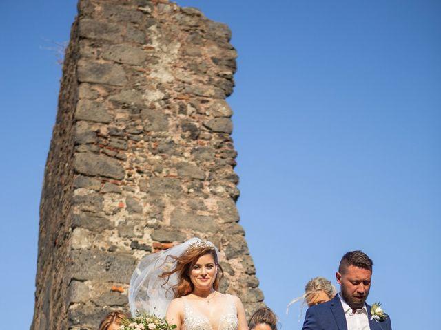 Angelo and Raechelle's Wedding in Catania, Italy 22
