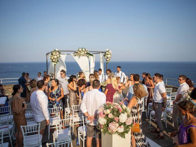 Angelo and Raechelle's Wedding in Catania, Italy 18