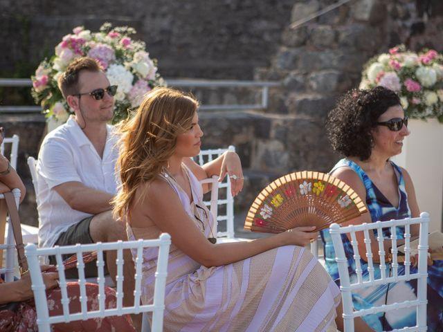 Angelo and Raechelle's Wedding in Catania, Italy 17