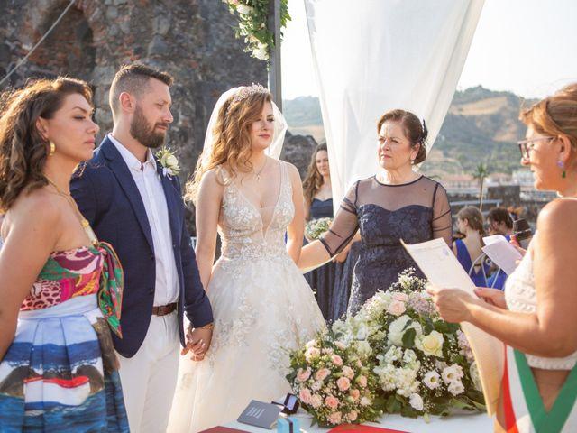 Angelo and Raechelle's Wedding in Catania, Italy 11