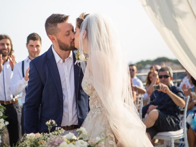 Angelo and Raechelle's Wedding in Catania, Italy 12