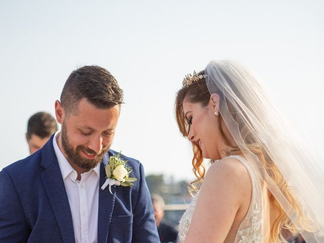 Angelo and Raechelle's Wedding in Catania, Italy 13