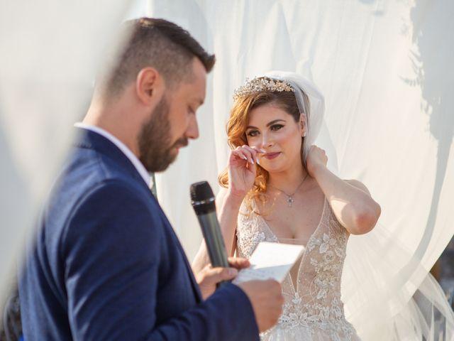 Angelo and Raechelle's Wedding in Catania, Italy 14