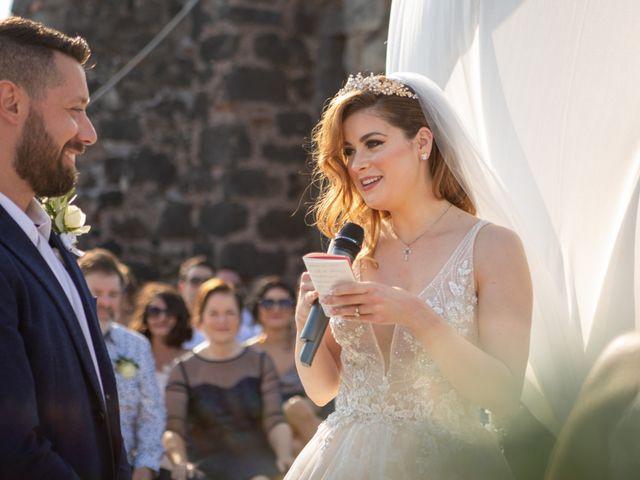 Angelo and Raechelle's Wedding in Catania, Italy 9