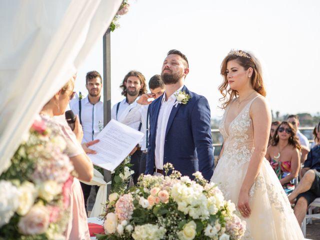 Angelo and Raechelle's Wedding in Catania, Italy 16