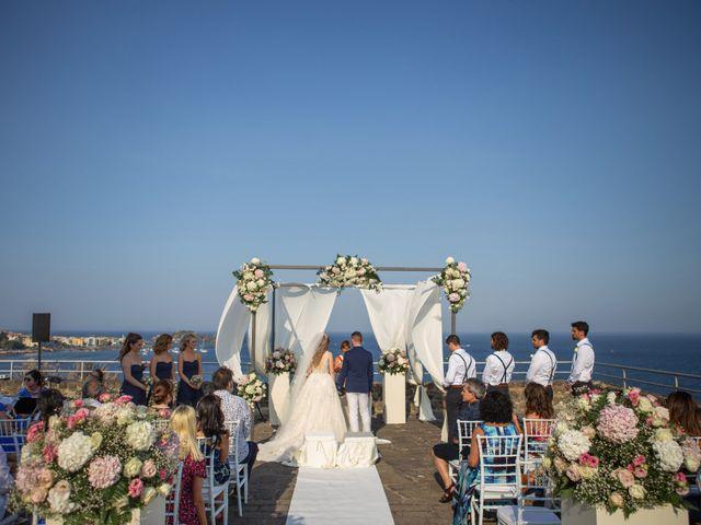 Angelo and Raechelle's Wedding in Catania, Italy 8