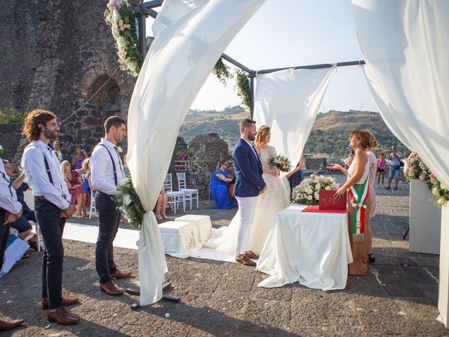 Angelo and Raechelle's Wedding in Catania, Italy 7