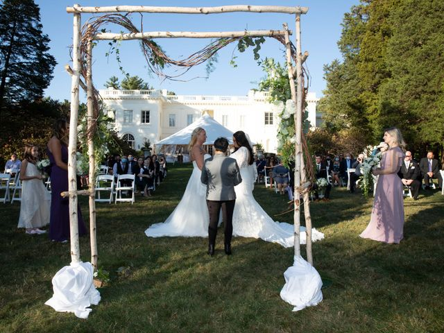 Jennifer and Brianna's Wedding in Middletown, Connecticut 6