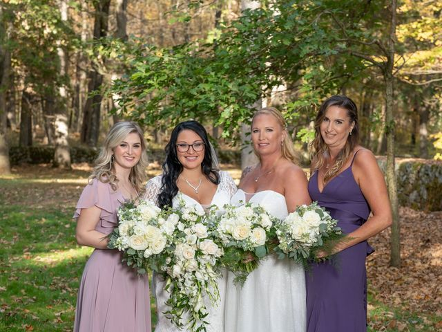 Jennifer and Brianna's Wedding in Middletown, Connecticut 8