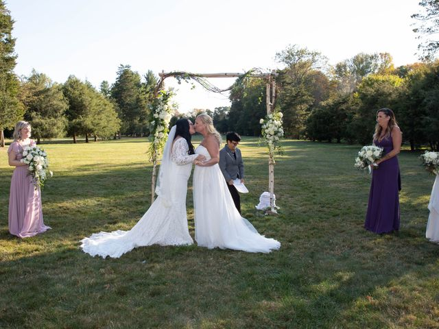 Jennifer and Brianna's Wedding in Middletown, Connecticut 11