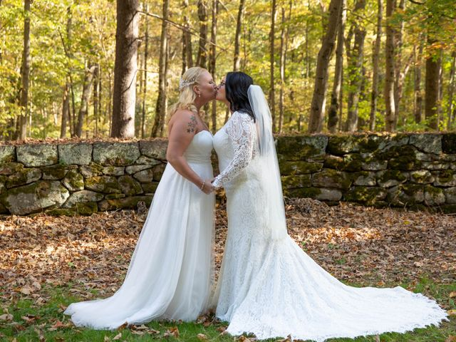 The wedding of Brianna and Jennifer