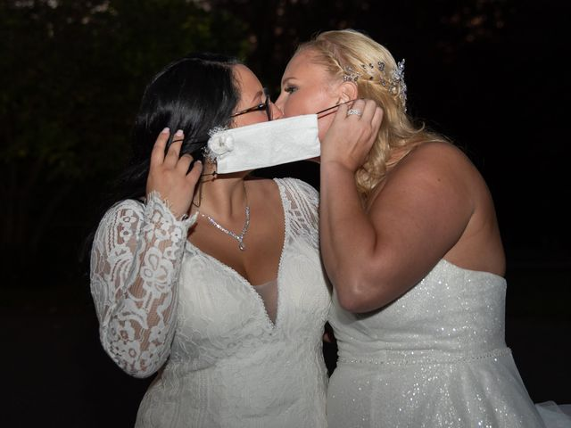Jennifer and Brianna's Wedding in Middletown, Connecticut 17