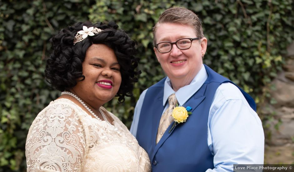 Jackie and Pamela's Wedding in Pittsburgh, Pennsylvania