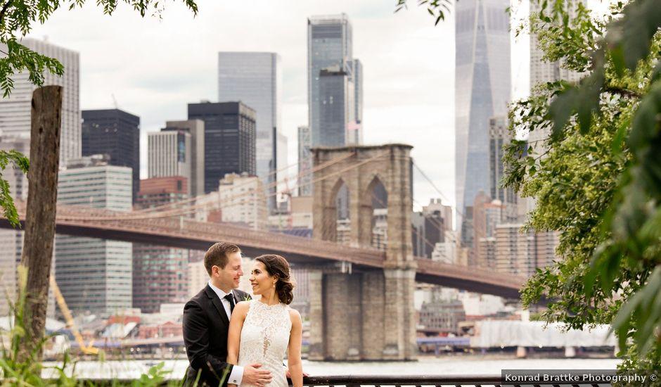 Pete and Marilu's Wedding in Brooklyn, New York