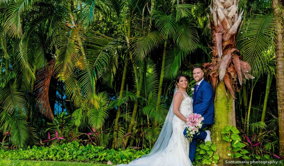 Chris and Isabelle's Wedding in Playa del Carmen, Mexico