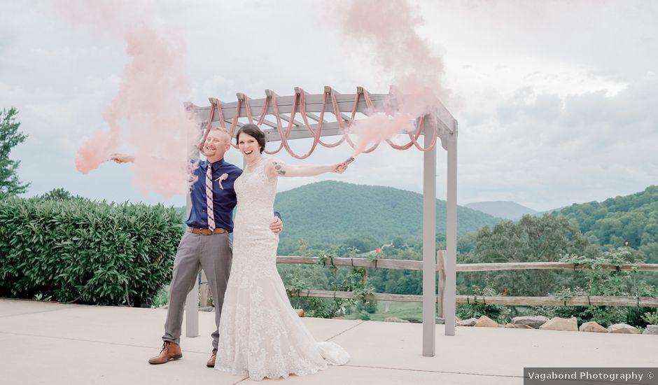 Amelia and Sean's Wedding in Asheville, North Carolina