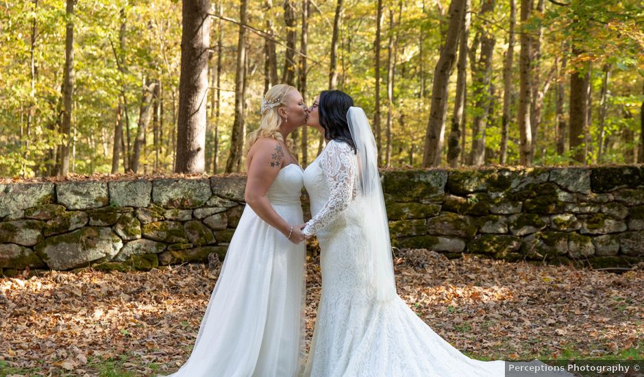 Jennifer and Brianna's Wedding in Middletown, Connecticut