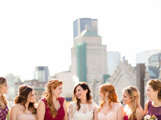 Karine and Pascal's Wedding in Montreal, Wisconsin 5