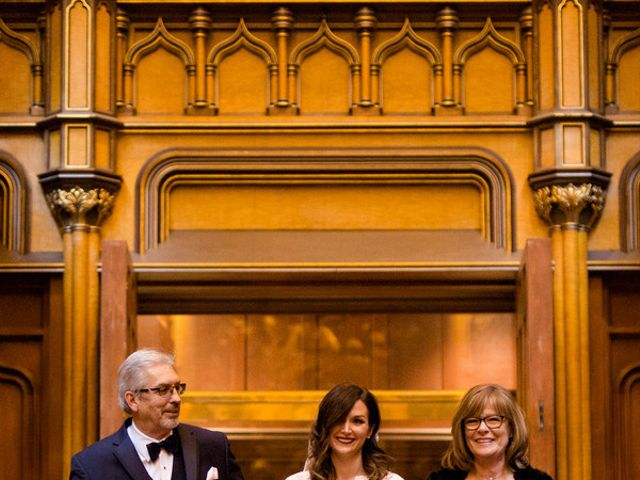 Karine and Pascal's Wedding in Montreal, Wisconsin 8