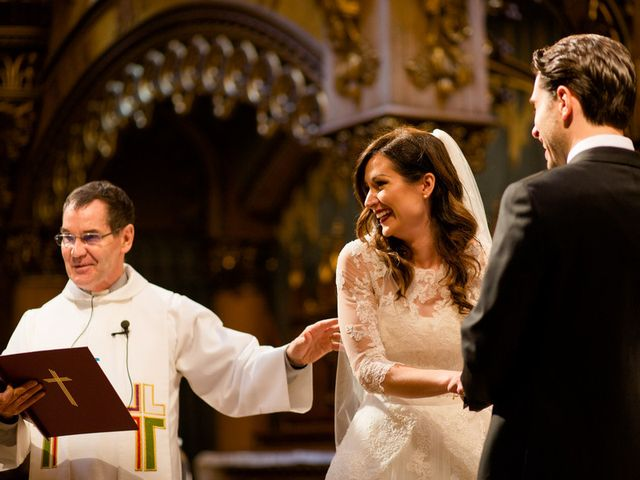 Karine and Pascal's Wedding in Montreal, Wisconsin 10
