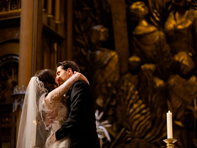 Karine and Pascal's Wedding in Montreal, Wisconsin 11