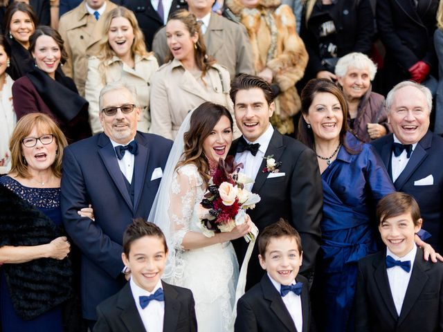 Karine and Pascal's Wedding in Montreal, Wisconsin 12