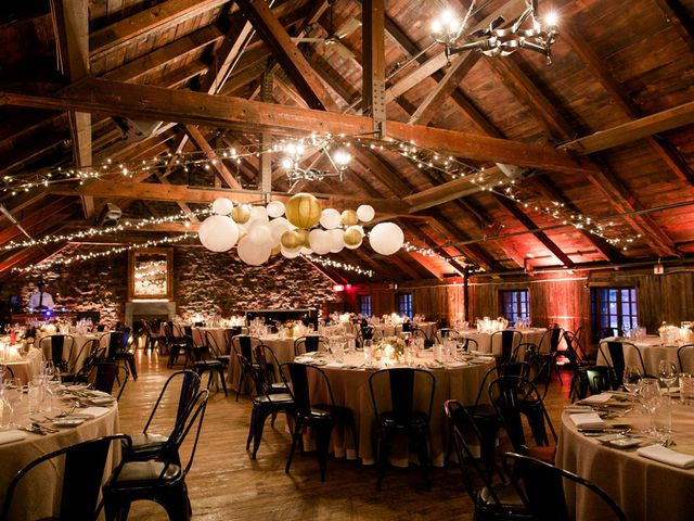 Karine and Pascal's Wedding in Montreal, Wisconsin 15