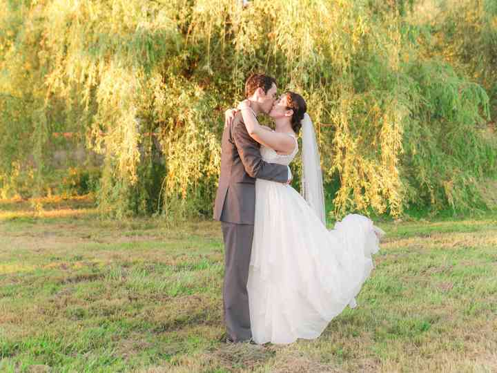 The wedding of Michelle and Ryan