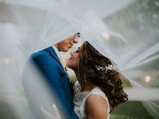 The wedding of Jakob and Marissa 1