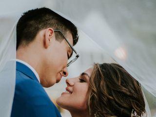 The wedding of Jakob and Marissa 2