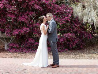 The wedding of Kellie and Joel