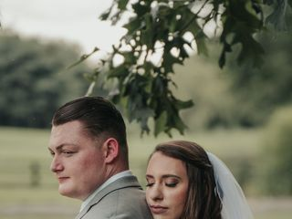 The wedding of Tyler and Kelsey 2
