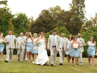 Meredith and Brandon's Wedding in Charleston, South Carolina 3