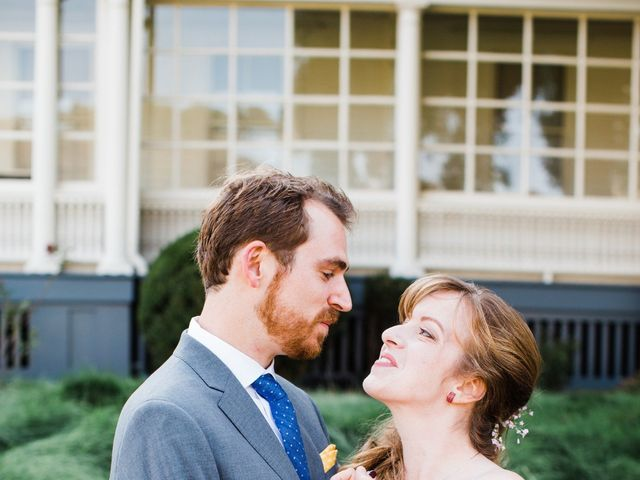Drew and Sara's Wedding in Mill Valley, California 5
