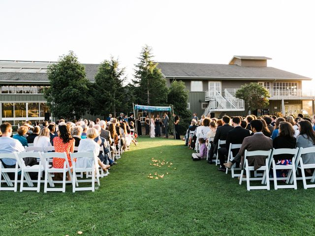Drew and Sara's Wedding in Mill Valley, California 2