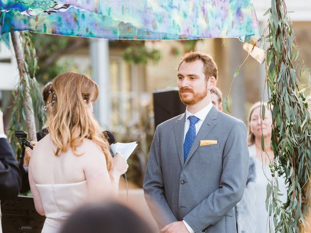 Drew and Sara's Wedding in Mill Valley, California 9