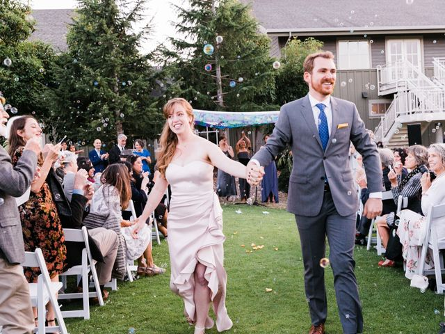 Drew and Sara's Wedding in Mill Valley, California 11