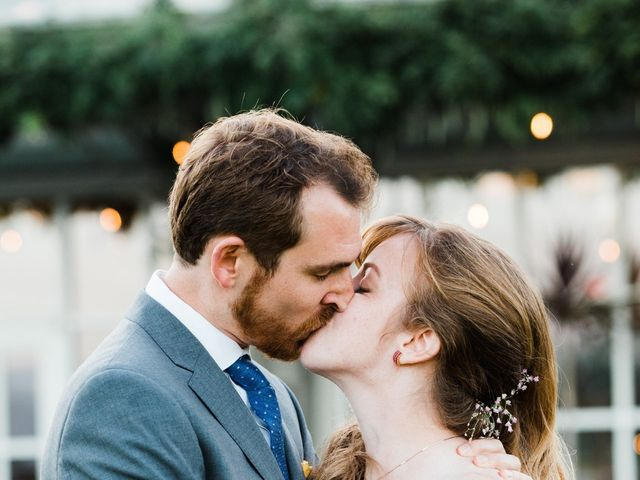 Drew and Sara's Wedding in Mill Valley, California 14