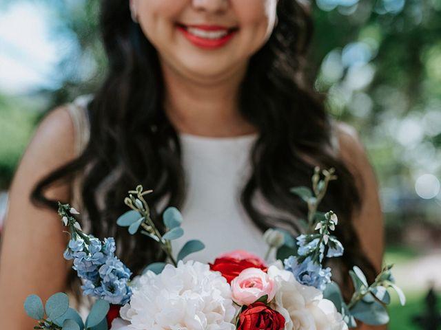 Aldrich and Rossan's Wedding in New Bern, North Carolina 4