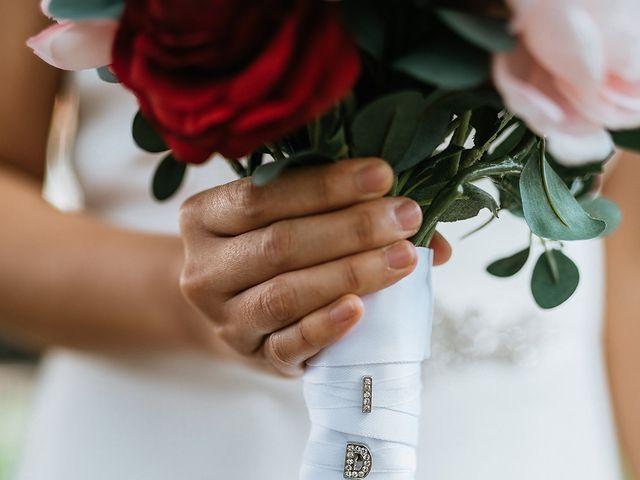 Aldrich and Rossan's Wedding in New Bern, North Carolina 6