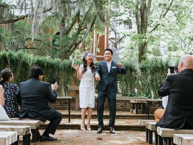 Aldrich and Rossan's Wedding in New Bern, North Carolina 2